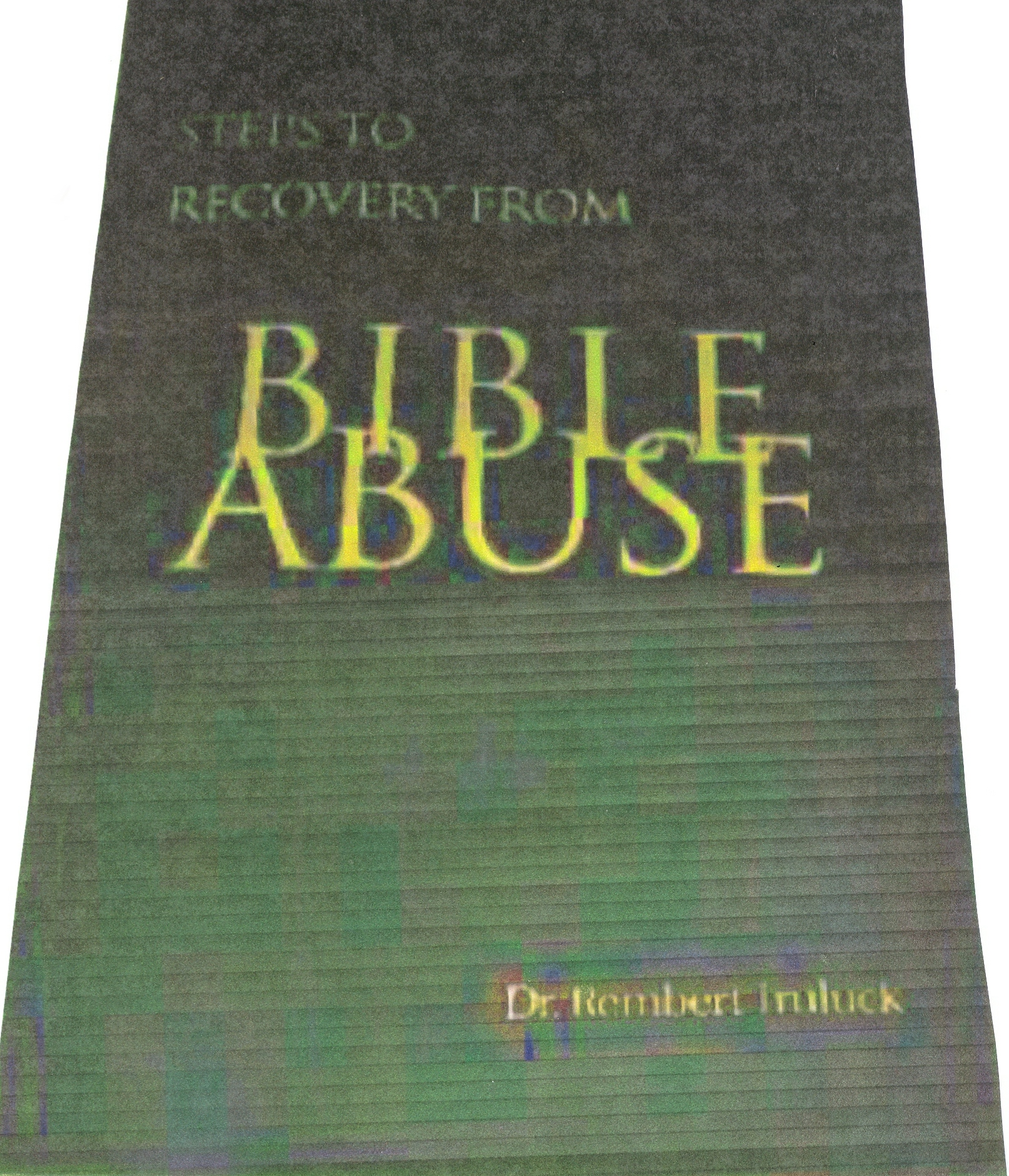 Steps to Recovery from Bible Abuse1 She Hulk Desktop Popular